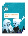 Image for Project X Comprehension Express: Stage 2 Workbook Pack of 30