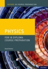 Image for PhysicsIB Diploma,: Programme course preparation