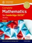 Image for Complete mathematics for Cambridge IGCSE: Student book (core)