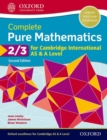 Image for Complete pure mathematics 2 & 3 for Cambridge International AS & A level