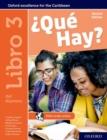 Image for |Quâe hay?: Libro del alumno 3