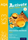 Image for AQA activate for KS3Intervention workbook 1 (higher)