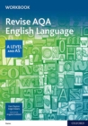 Image for AQA A level English language: Revision workbook