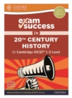 Image for Exam success in 20th century history for Cambridge IGCSE & O level