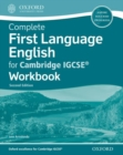 Image for Complete first language English for Cambridge IGCSE: Workbook