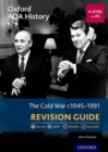 Image for The Cold War  : 1945-1991 revision guide