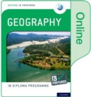 Image for Oxford IB Diploma Programme: IB Prepared: Geography (Online)