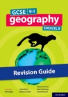 Image for GCSE 9-1 geography Edexcel B: Revision guide