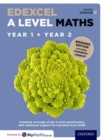 Image for Edexcel A level mathsYear 1 and 2 combined,: Student book