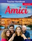 Image for Amici11-16,: Teacher book