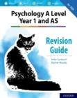 Image for Revision guide for A level year 1 and AS psychology, fifth edition