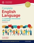 Image for Complete English language for Cambridge International AS & A level