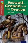 Image for Beowulf, Grendel and the dragon  : a legend from England