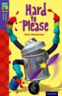 Image for Hard to please