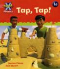 Image for Project X Phonics Pink: 1a Tap, Tap!