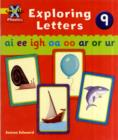 Image for Project X Phonics: Yellow Exploring Letters 9