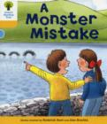 Image for A monster mistake