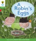 Image for A robin's eggs