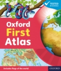 Image for Oxford first atlas 2011
