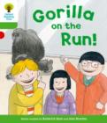 Image for Gorilla on the run!