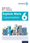 Image for Number, pattern and calculating6,: Explore more copymasters