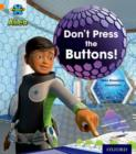Image for Project X: Alien Adventures: Orange: Don't Press the Buttons!