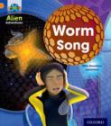 Image for Project X: Alien Adventures: Orange: Worm Song
