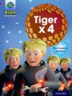 Image for Project X: Alien Adventures: Purple: Tiger x 4