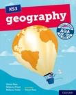 Image for KS3 geography  : heading towards AQA GCSE,: Student book