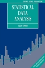 Image for Statistical data analysis