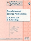 Image for Foundations of science mathematics