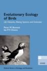 Image for Evolutionary ecology of birds