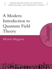 Image for A modern introduction to quantum field theory