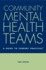 Image for Community mental health teams  : a guide to current practices