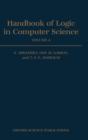 Image for Handbook of Logic in Computer Science: Volume 4. Semantic Modelling