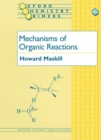 Image for Mechanisms of organic reactions