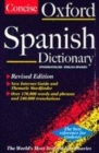 Image for The concise Oxford Spanish dictionary  : Spanish-English/English-Spanish