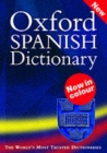 Image for The Oxford Spanish dictionary  : Spanish-English, English-Spanish