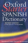 Image for Oxford starter Spanish dictionary
