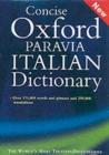 Image for Oxford Paravia il dizionario  : Inglese Italiano, Italiano Inglese