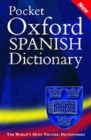 Image for Pocket Oxford Spanish dictionary  : Spanish-English, English-Spanish