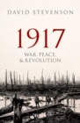 Image for 1917  : war, peace, and revolution