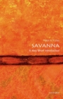 Image for Savanna  : a very short introduction