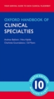 Image for Oxford handbook of clinical specialties