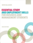 Image for Essential study and employment skills for business and management students