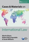 Image for Cases & materials on international law