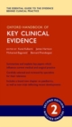 Image for Oxford handbook of key clinical evidence