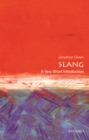 Image for Slang  : a very short introduction