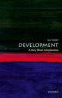 Image for Development  : a very short introduction