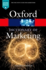 Image for A dictionary of marketing